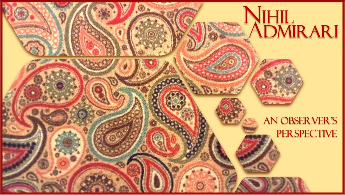 Nihil Admirari